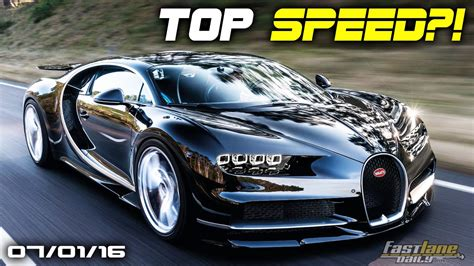 How Fast Is The Bugatti Chiron by Bugatti Chiron Top Speed Run New Ford Gt Explosion