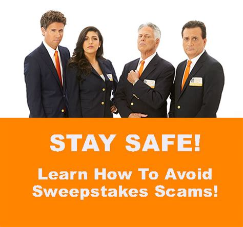 Sweepstakes Fraud - how to avoid sweepstakes scams pch blog