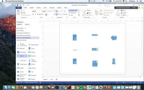 microsoft visio mac how to run visio on mac