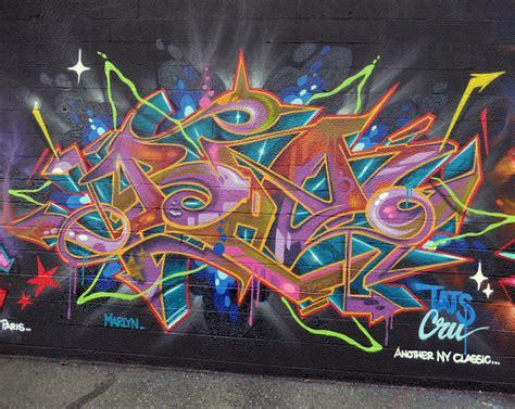 blazing graffiti  hackensack nj  pase crash ces