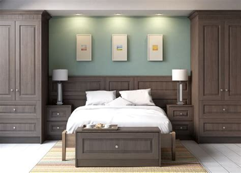 Fitted Bedroom Design Best 25 Fitted Bedrooms Ideas On Pinterest Small Rooms Storage Furniture With Baskets