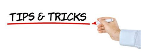 tips and tricks tips and tricks stock photo image of guidance direction