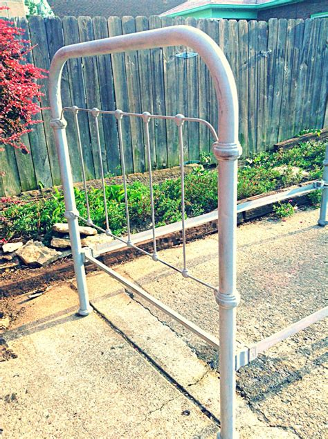 Antique Wrought Iron Bed Frames For Sale Sale Antique Cast Iron Bed Frame