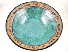 Wedding Blessing Bowl by 1000 Images About Faith Milestones Blessing Bowls And