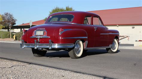 Chrysler Club by 1949 Chrysler Club Coupe S214 Rogers Classic