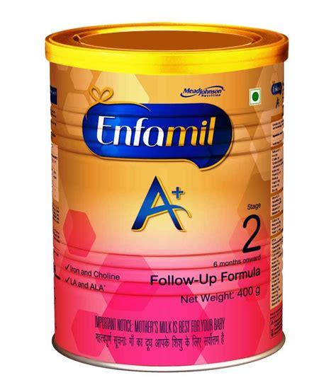 Enfamil A 2 enfamil a plus stage 2 follow up formula 400 g buy