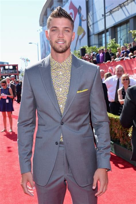 chandler parsons hairstyle fashion style from 2013 espys morethanstats com
