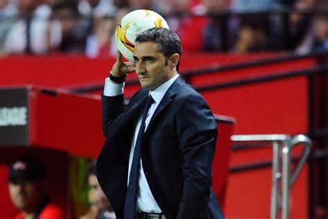 Coach J 1009 ernesto valverde set to become new barcelona manager report barca blaugranes