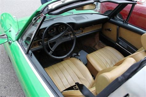 early porsche 911 carpet sets, seat upholstery, interior