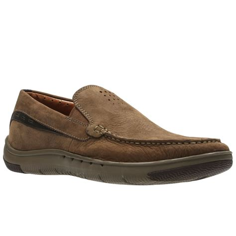 Boots Sneaker Casual Ringan Nyaman clarks unmaslow easy mens casual slip on shoes from charles clinkard uk