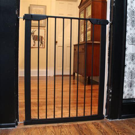 safety gitezcom extra tall premium pressure gate baby gate cardinal gates