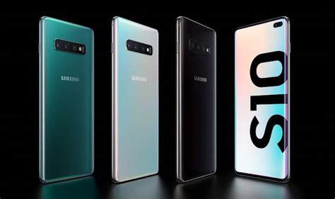 Samsung Galaxy S10 Year by Samsung Announces The Galaxy S10 10th Anniversary Trio
