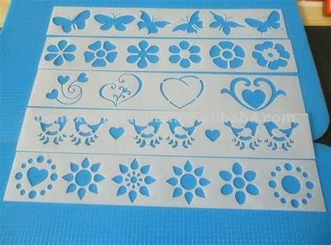 template plastic laser cutting stencil plastic template buy cut sheet