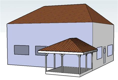 i want to build a 14x14 slab with a covered patio need