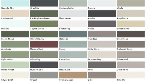 Valspar Interior Paint Color Chart Bedroom And Bed Reviews