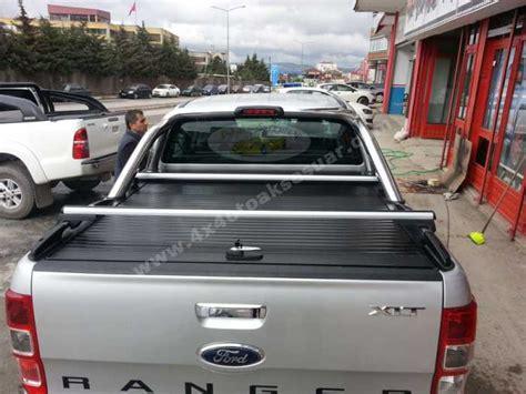 Stopl Ford Ranger 2013 1 Buah 4x4oto aksesuar jeep akesuarları yan basamak 214 n arka koruma barları port bagaj sistemleri