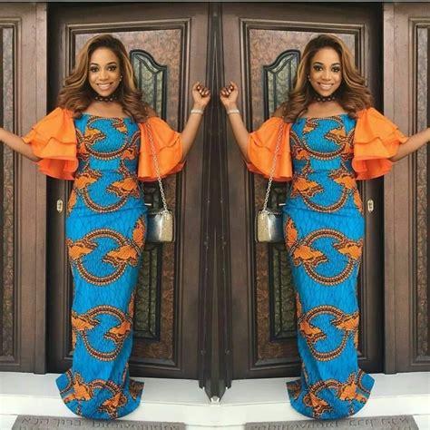 gown styles on bella naija top bella naija ankara styles in 2017 onlinenigeria com