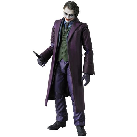 figure joker medicom the the joker mafex figure ebay