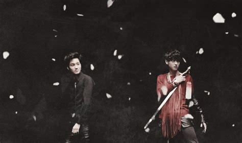 exo quiz with storyline kai and tao exo photo 36134560 fanpop