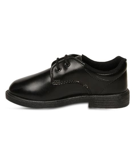bata scout black school shoes buy rs snapdeal