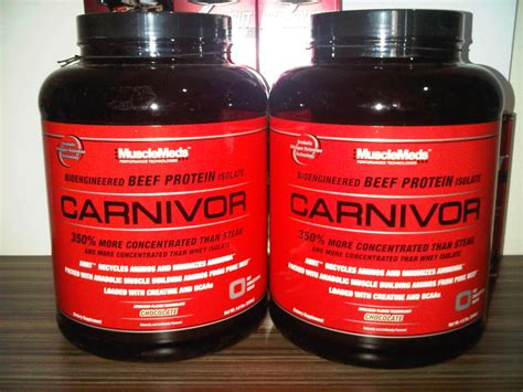 Whey Protein Carnivore musclemeds carnivore beef protein isolate jual suplemen