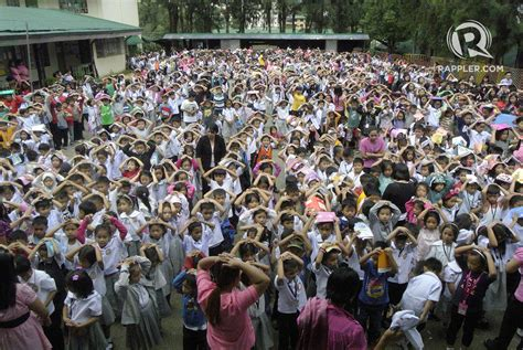 earthquake drill thousands participate in the 3rd nationwide earthquake drill
