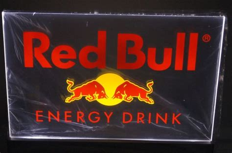 red bull light up sign 25 best images about f on pinterest garage signs jack o