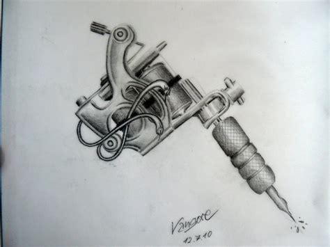 art and tattoo tattoo machine