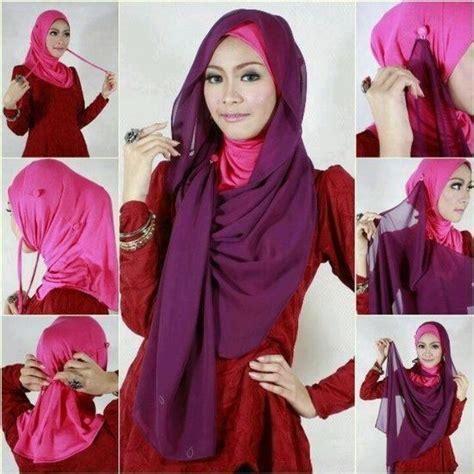 tutorial hijab segi 4 dan pasmina tutorial about hijab segi empat dan pashmina hijabiworld