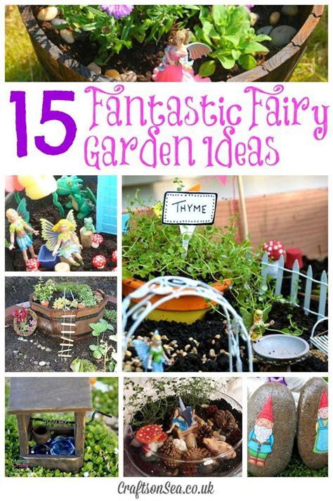 40 magical diy fairy garden ideas landscaping cape town 15 fantastic fairy garden ideas crafts on sea