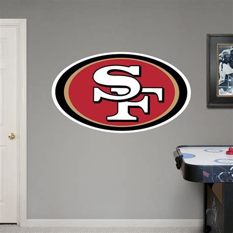 san francisco 49ers home decor best 25 san francisco 49ers ideas on pinterest 49ers