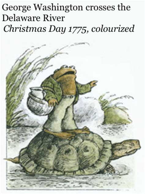Frog And Toad Meme - george washington frog and toad frog and toad know