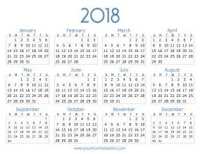 Calendar 2018 Not On The High 2018 Calendar Quality Calendars