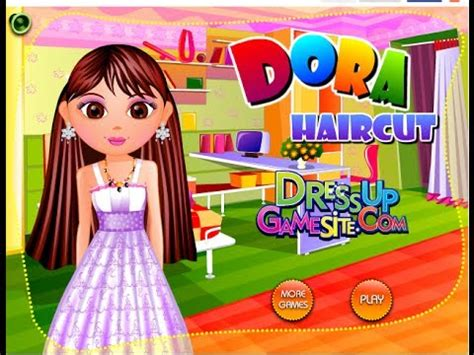 haircuts games for free dora the explorer games to play online free dora haircut