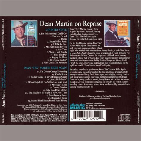 dean martin country style country style dean tex martin rides again dean
