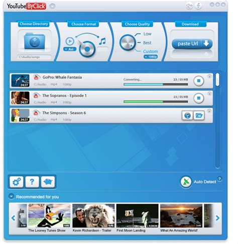 download youtube by click free youtube downloader for windows