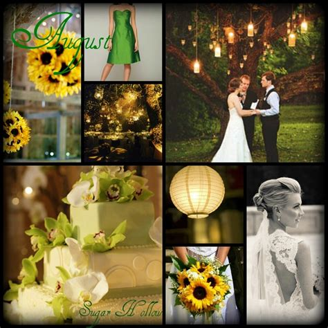 August Wedding Ideas outdoor august wedding ideas