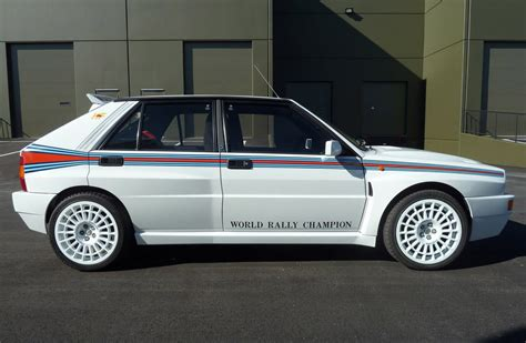 Lancia Martini Hatch Heaven 187 Lancia Delta Integrale Evo 1 Martini 5 1992