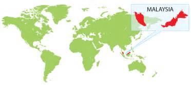 World Map Malaysia by Mafta World Map Malaysia Australia Free Trade Agreement