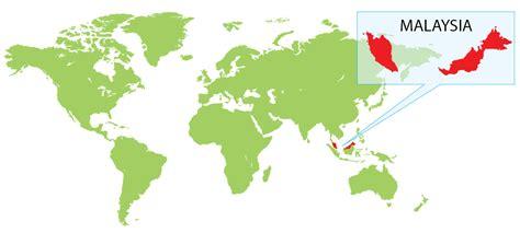where is malaysia on a world map mafta world map malaysia australia free trade agreement