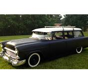 1955 Chevy 4dr Station Wagon  The HAMB