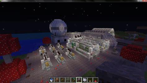 A Outpost Futuristic Challenge Far Space Colonization Outpost 171 Minecraft Wonderhowto