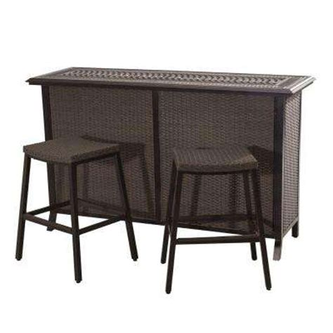 Outdoor Bar Furniture Patio Bar Sets Outdoor Bar Furniture The Home Depot