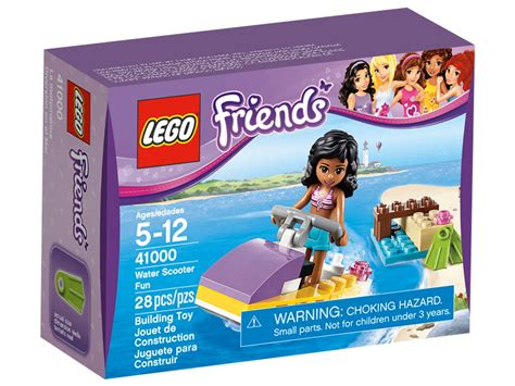 water scooter fun water scooter fun 41000 friends brick browse shop lego 174