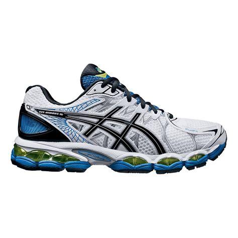 ascis running shoes mens asics gel cumulus 16 running shoe at road runner sports