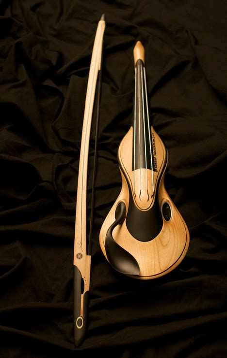 Neat Stuff At Yanko Design by And Cool Stuff Squidolin Electric Violin Teaches You