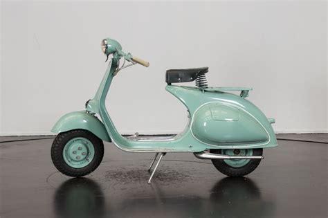 125ccm Motorrad Vespa by Piaggio Vespa 125 Ccm U 1958 Catawiki