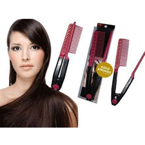 Sisir Smoothing jbs sisir ion pelurus rambut kuas oval brush foundation brush kuas foundation lazada