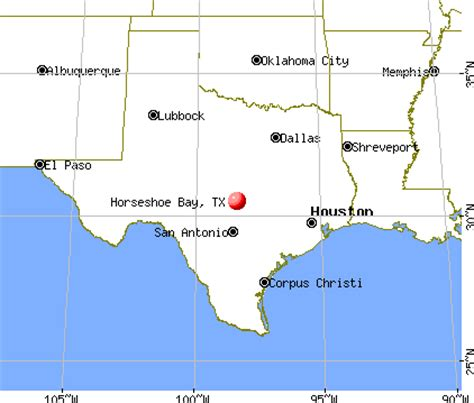 map of horseshoe bay texas wallpaperew horseshoe bay is located on