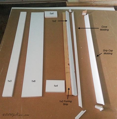door casing diy craftsman style door casing part 2
